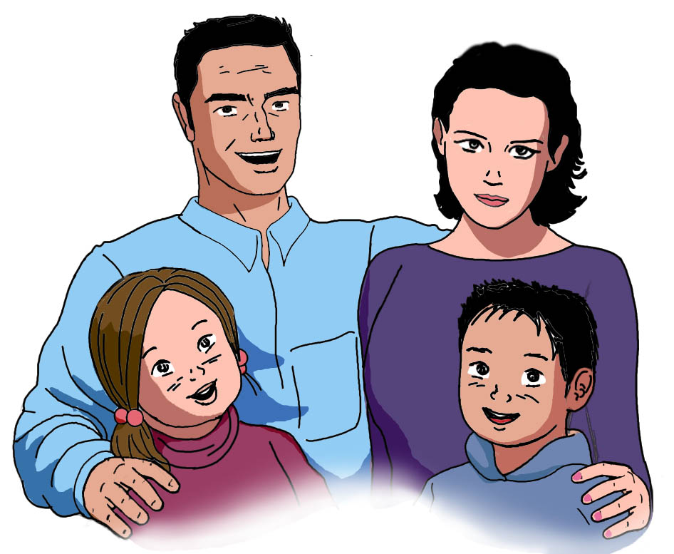 Karliitha ramoss familia for Derecho de paternidad