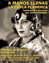 La copla flamenca