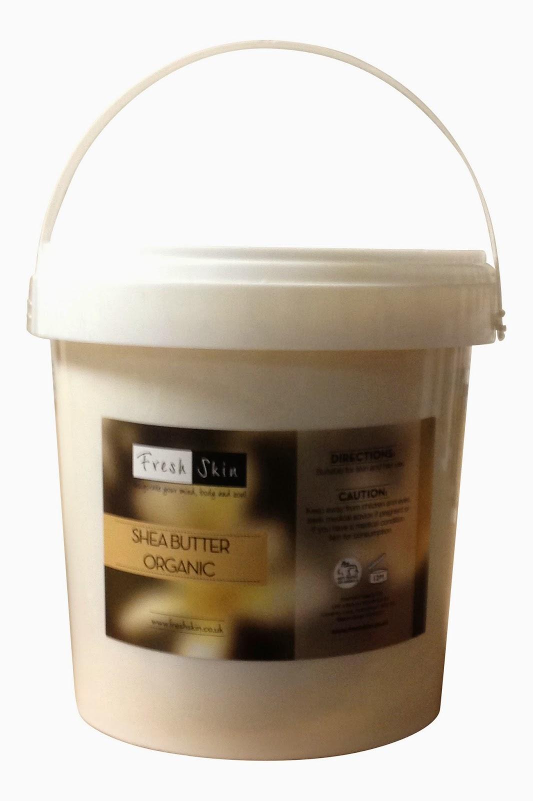Fresh Skin - Organic Shea Butter