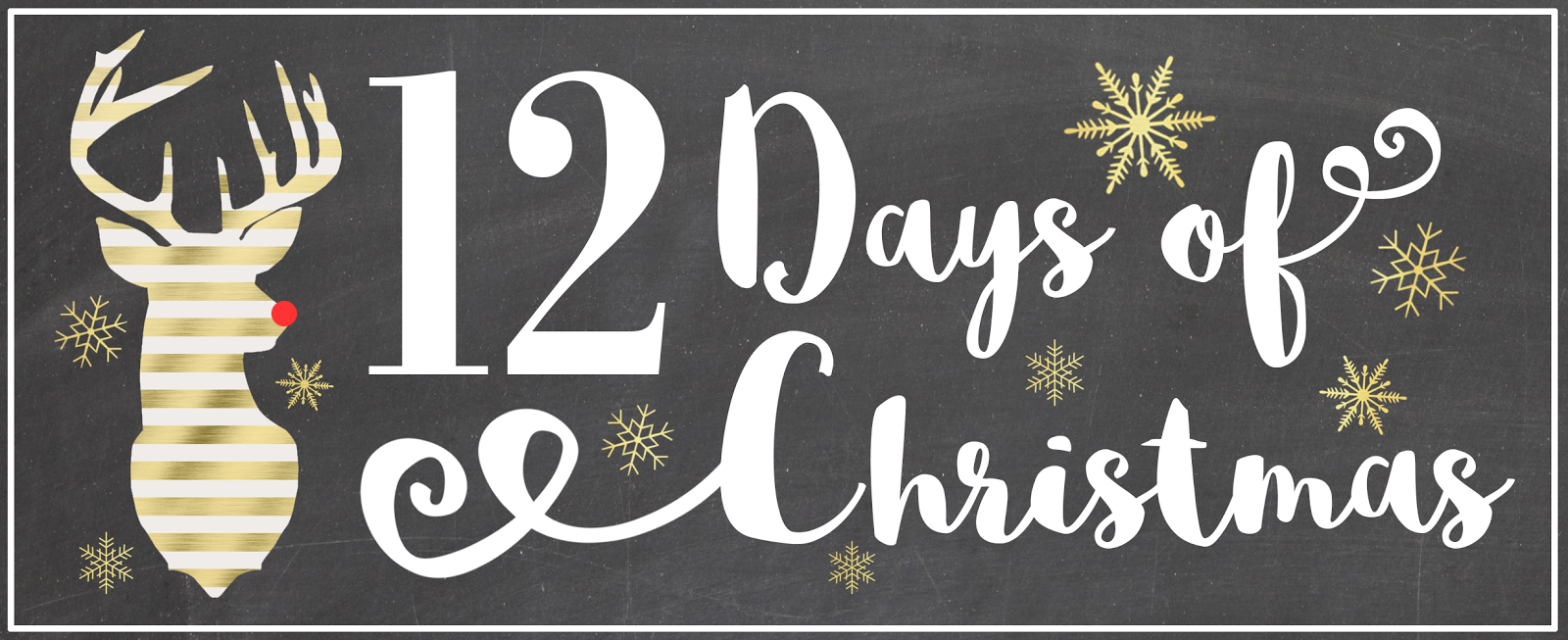 this year and for the next several years ill be hosting 12 days of christmas here on the ol blog and i couldnt be more excited starting tomorrow ill - When Does 12 Days Of Christmas Start