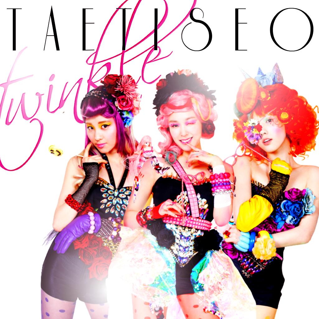 Mini Album Girls' Generation-TTS - Twinkle ~ kpophits