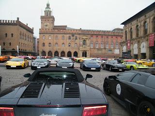 Lamborghini Bologna
