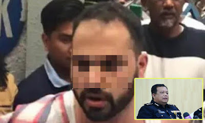 Tampar Imam: Polis Dedah Dakwaan Dari Suspek Mengapa Dia Berbuat Dimikian