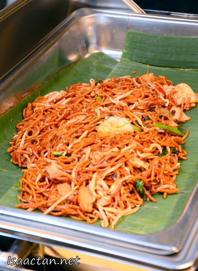 Fried Mee Mamak