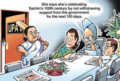 bollybreak com mamta banerjee budget 2012 cartoon