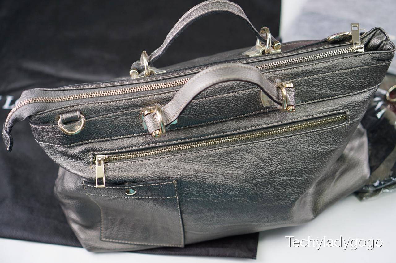 Bag Indeed Classic Tag L SIXX