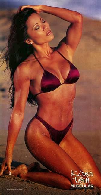 Kiana Tom - Female Fitness