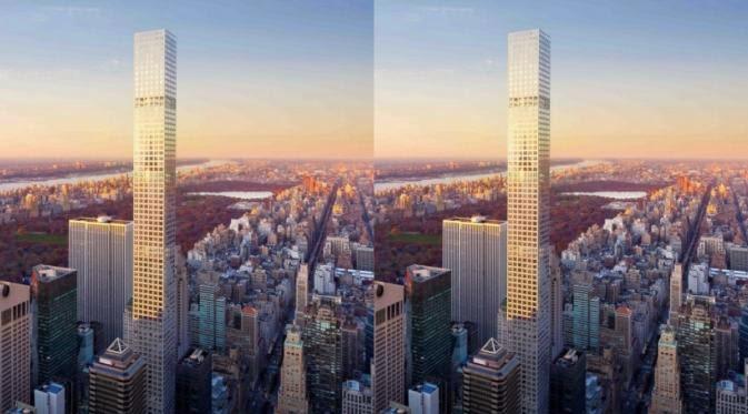 Gedung tertinggi di dunia terbaru