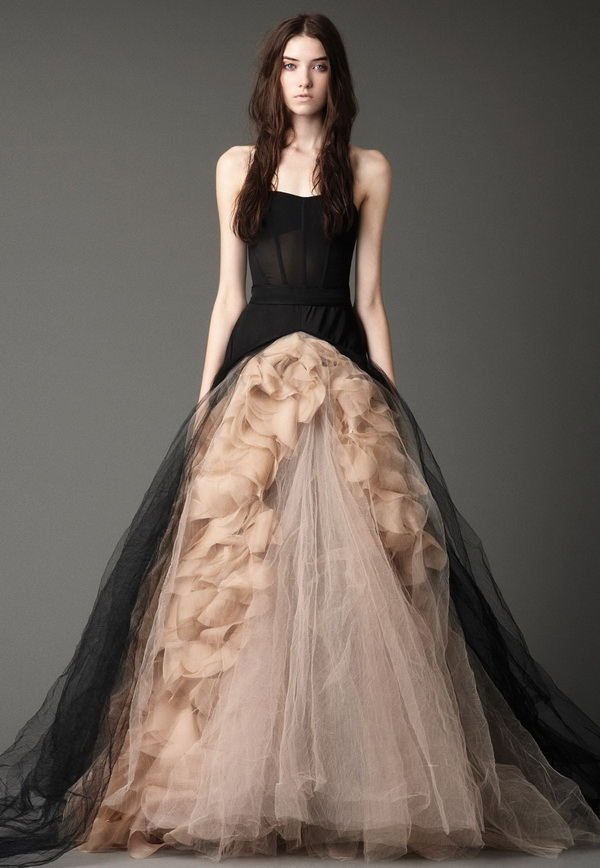 vera wang bridal collection for 2013 stylechoice