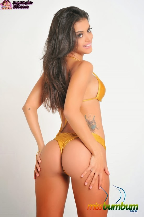 Gatas do Miss Bumbum 2013 foto 1