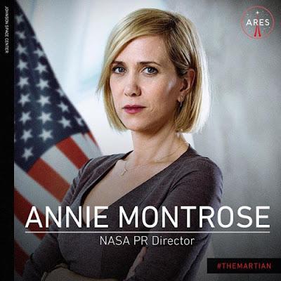 Kristen Wiig (Annie)
