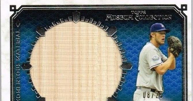 dodgers blue heaven  topps museum baseball  dodger jumbo relic cards