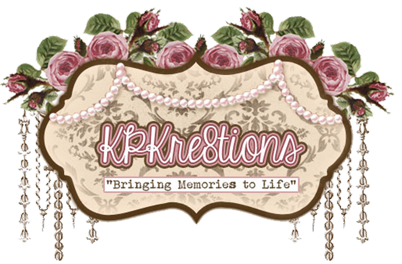 KP Kre8tions | Kimberly Pate  <br> Bringing Memories to Life