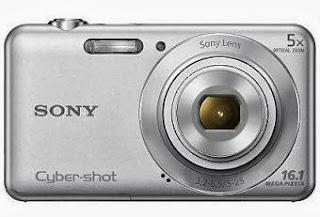 Sony Cybershot DSC-W710 Camera