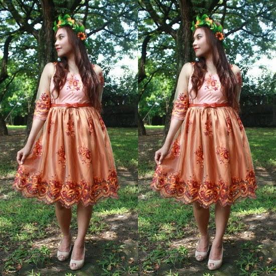 Kebaya Dress PA033