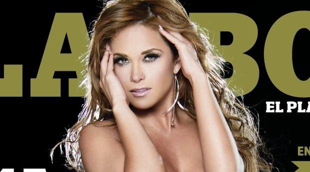Rika Garc A Aparecer En Las P Ginas De La Revista Playboy El