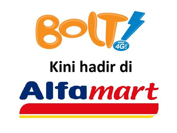 Cara Isi Pulsa Bolt di Alfamart | Jasa Unlock Bolt Slim,Max,MF90,Orion