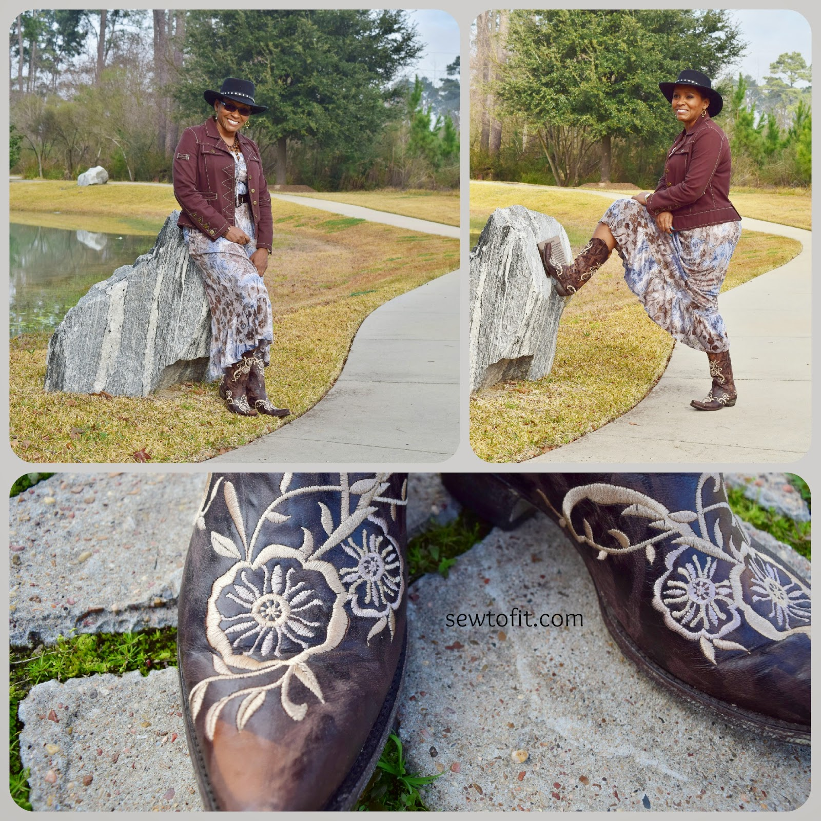 cowboy boots, RodeoHouston, cowboy hats and fashion