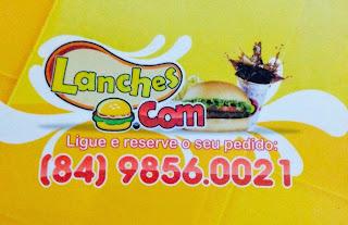 LANCHES .COM