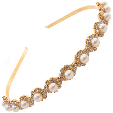 Elegance Of Living Hair Bands Amp Side Tiaras