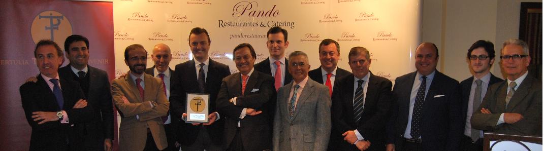 III Premio. Antonio Ferrera (2015)