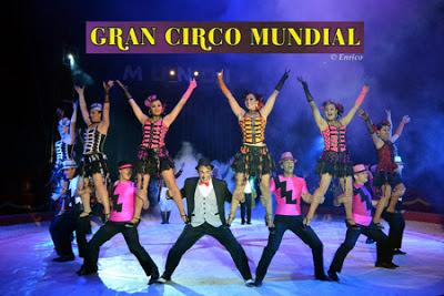 Circo Mundial Valencia