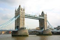 The Tower Bridge_El puente de Londres