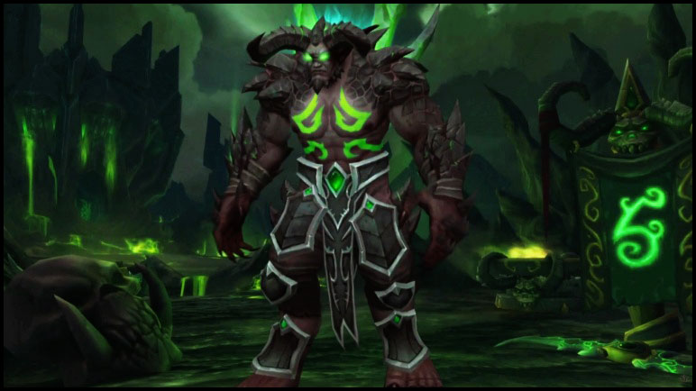 Demon hunters the new hero class in legion for Demon hunter
