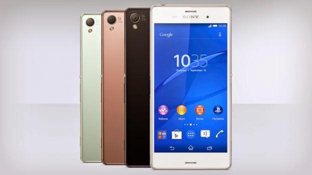 Sony Xperia Z3 first impressions