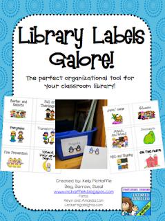 https://www.teacherspayteachers.com/Product/Library-Labels-Galore-classroom-book-labels-296358