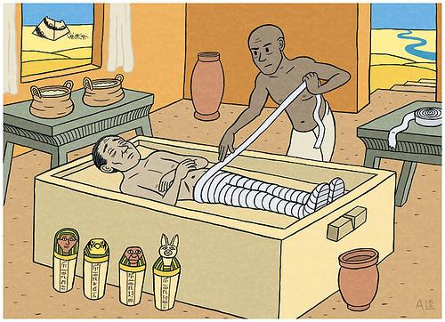 mummy ancient egypt and mummification Ancient egypt – development of mummification   • explore the mummification chapter of the british museum's ancient egypt  mummification, a virtual mummy.