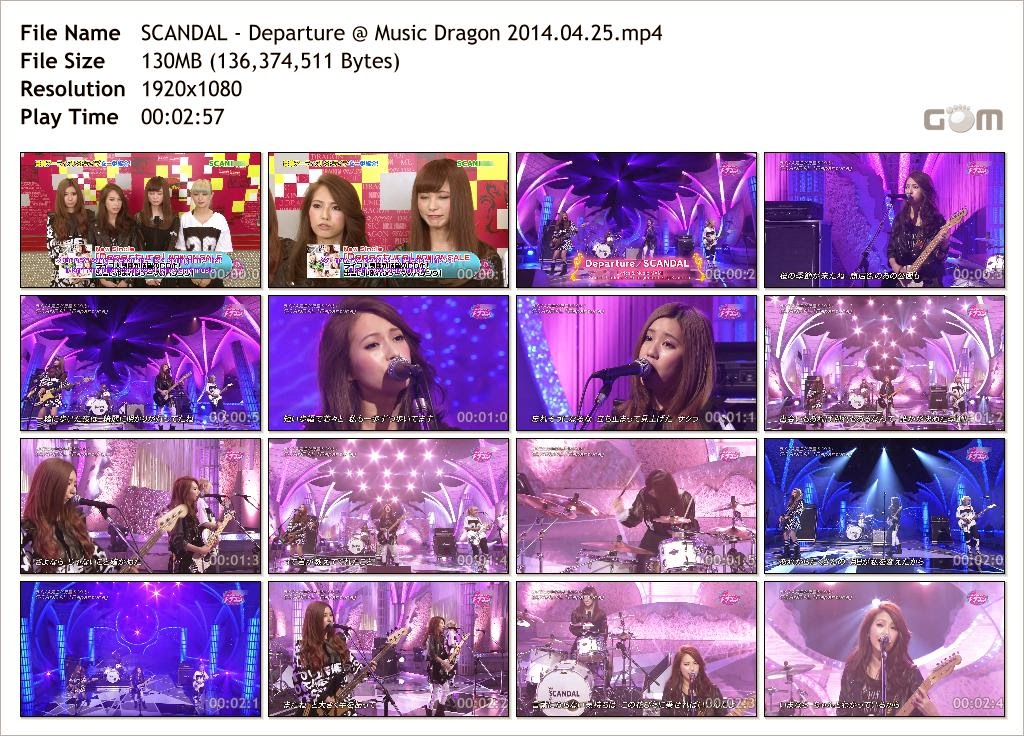[TV-Music] SCANDAL - Departure @ Music Dragon 2014.04.25 SCANDAL+-+Departure+@+Music+Dragon+2014.04.25_Snapshot