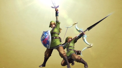 Monster Hunter 4 Link Costume