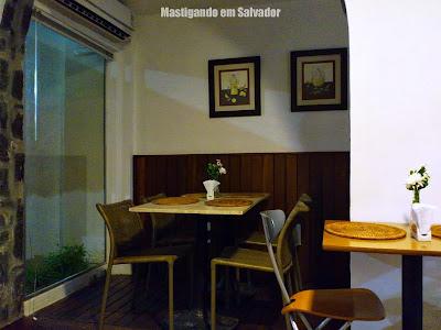Pastificio Fiorentino: Ambiente interno