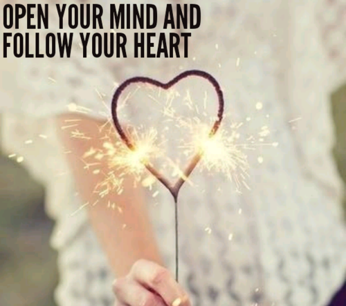 open your heart open your mind essay