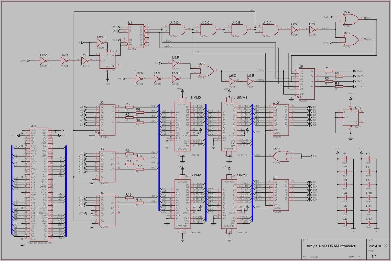 scsi wiring diagram - 28 images