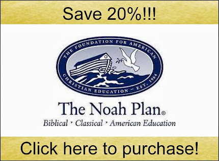 Develop a love of learning with The Noah Plan!