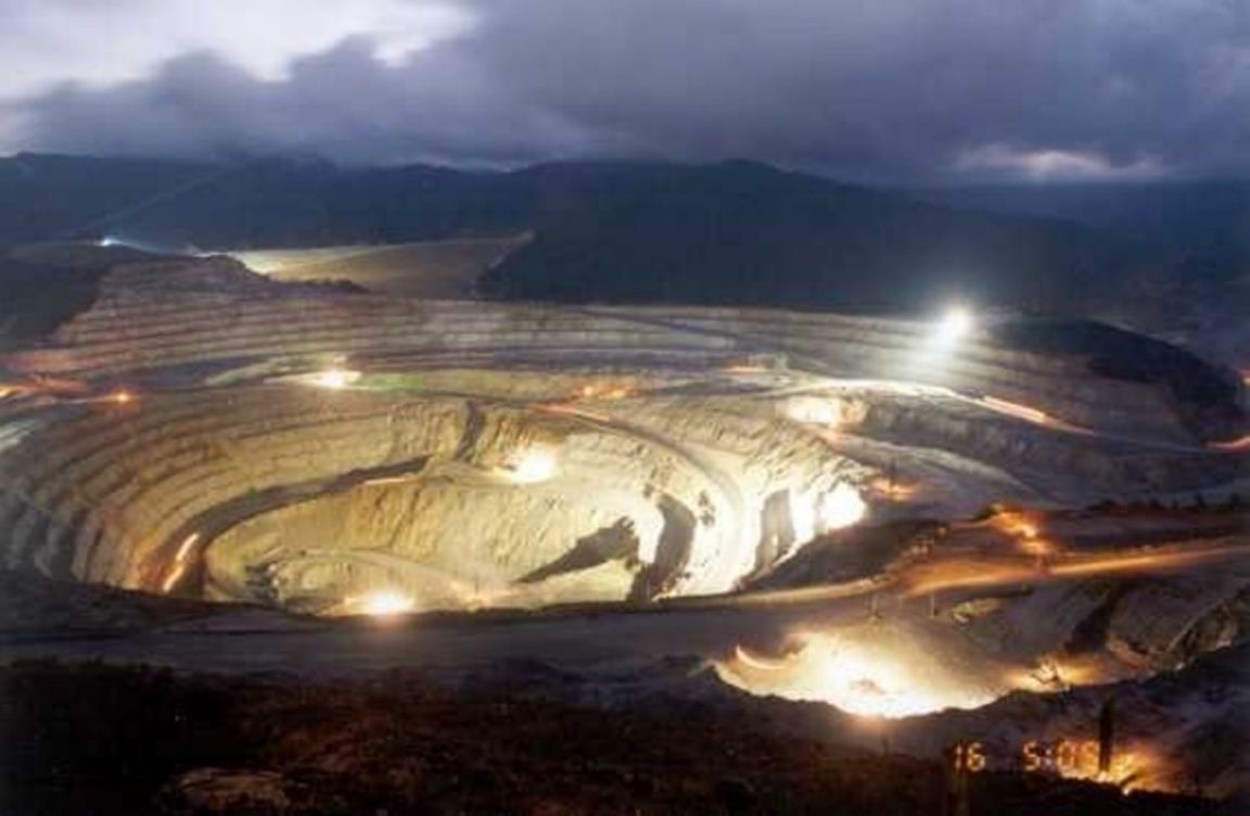 10 Biggest Gold Mines In The World Gold History Gold