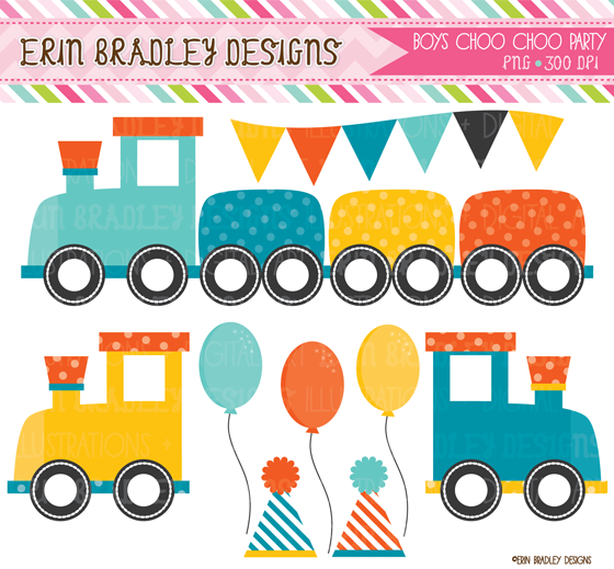 Choo Choo Train Clipart Choo choo trains & more!