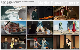 Download Film / Anime Avatar: The Legend of Korra Episode 17 Bahasa Indonesia