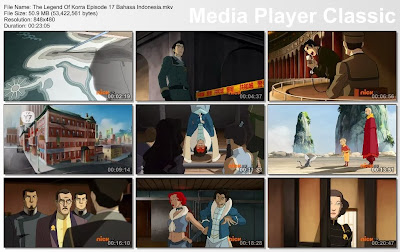 Download Film / Anime Avatar: The Legend of Korra Episode 17 Bahasa Indonesia