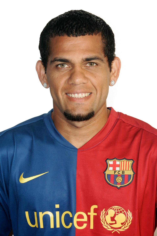 Dani Alves - Daniel Alves da Silva FC Barcelona