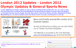 London Olympics, Paralympics & General Sports News