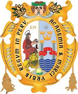 ESCUDO DE LA UNMSM - UNIVERSIDAD NACIONAL MAYOR DE SAN MARCOS