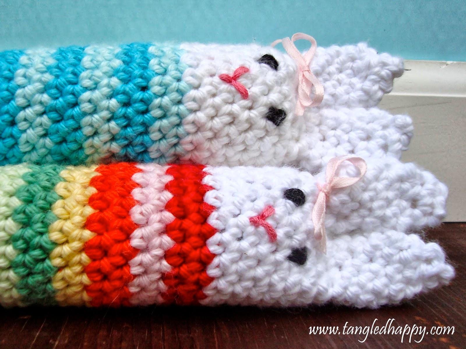 Amigurumi Rattle Free Pattern : Tangled happy how to crochet an easy amigurumi bunny charlotte s