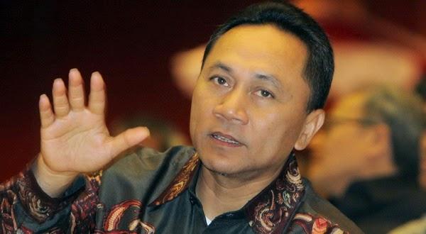 Zulkifli Hasan Terpilih Ketua MPR RI