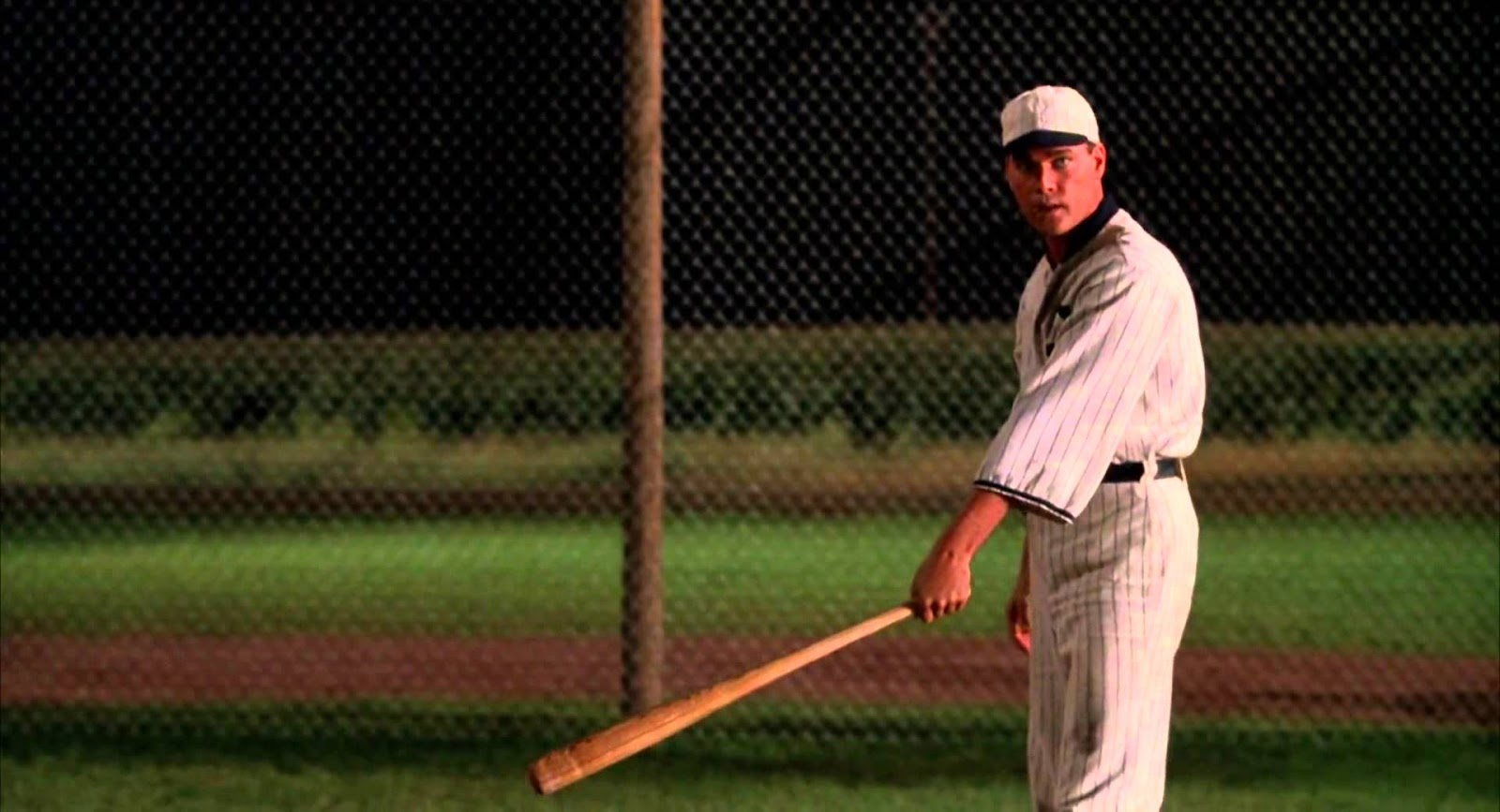 an analysis of ray kinsella in the movie field of dreams In field of dreams, costner's character, ray kinsella, builds the ball field for shoeless joe after hearing a voice in his cornfield say, if you build it, he will come later, he nearly loses his farm as he sets off on a cross-country search for a famous reclusive author (played by james earl jones) and another old baseball pro (burt lancaster.