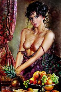 Pintura Artistica Hiperrealismo en Oleo