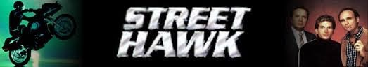 TV show Street Hawk wallpaper