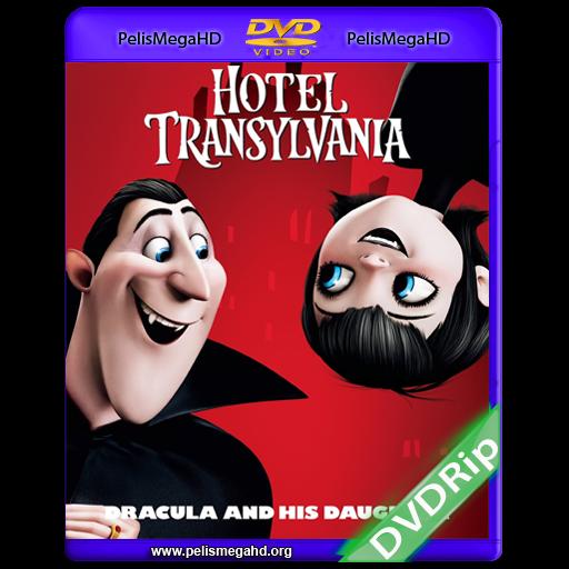 HOTEL TRANSYLVANIA (2012) DVDRIP ESPAÑOL LATINO